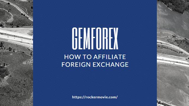 Gemforex affiliate