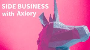 Axioryのアフィリエイト(IP)で副収入を得る方法【誰でも簡単】