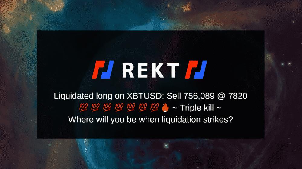 仮想通貨FXをやるなら必ずフォローすべきTwitterアカウント「REKT」のご紹介