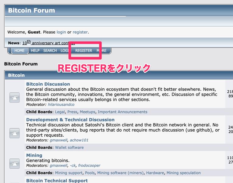 Bitcoin Forum Index