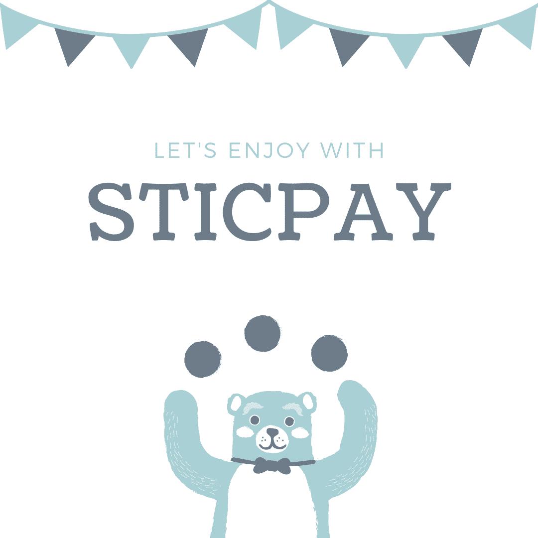 STICPAY(スティックペイ)の登録方法【初心者向け】